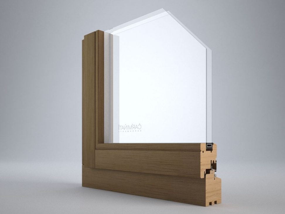 Portes de fenêtres Euro 68 Slim, détail image numéro deux