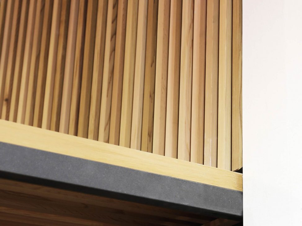 Brise-soleil à pliage type genou, galerie d'images numéro cinq