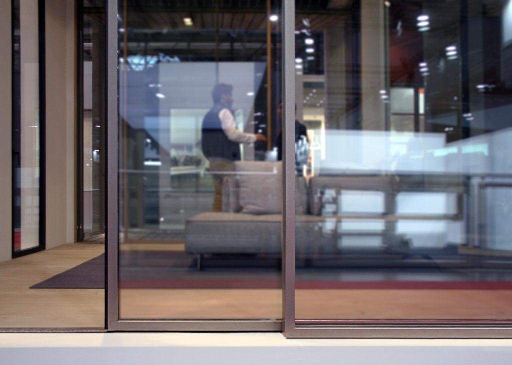 Skyline Drive, vue des deux portes