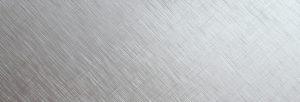 Échantillon d'aluminium Acier S-I
